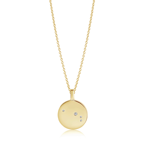 Sif Jakobs Gold Aries Pendant, £105