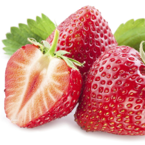 Juicy strawberries are a must have during summer